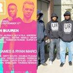 Armin Van Buuren Backsteps, Removes UR Logo From Party Flyers