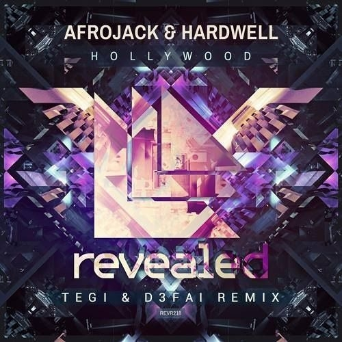 "Afrojack & Hardwell's ""Hollywood"" Earns Massive Remix [Free Download]"