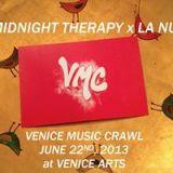 Venice Music Crawl presents.... Midnight Therapy x La Nuit