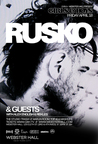 Girls & Boys presents Rusko