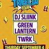 TORQ Presents DJ Sliink + Green Lantern + TWRK