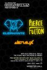 Girls & Boys presents Pierce Fulton / Elephante / Jenaux