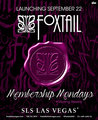 Launch of Membership Mondays with DJ Five