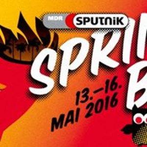 SPUTNIK SPRINGBREAK 2016