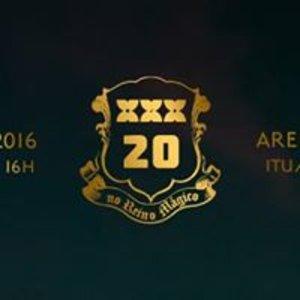 #XXX20 no Reino Mágico [Edição Especial 2016] - Itu/SP