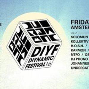 Diynamic Festival Amsterdam 2016
