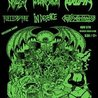 Canceled: Wehrmacht / Atrophy / Fueled by Fire / Noisem / Cross Examination / In Defe