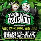 Twiztid's 5th Annual 420 Show at St. Andrews