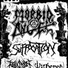 MORBID ANGEL with Suffocation, Revocation and Withered