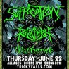 Suffocation at Tricky Falls