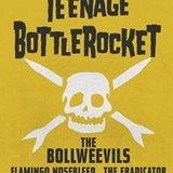 Teenage Bottlerocket at Reggies Rock CLub