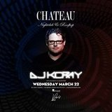 Chateau Wednesdays with DJ KC Ray