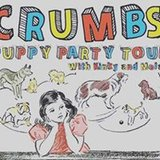 Crumbs / Slum Of Legs / Kinky in Brighton 04.04.2017