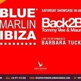Saturday at Blue Marlin Ibiza: Back2Back - Barbara Tucker
