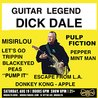 Guitar Legend, Dick Dale, at Brooklyn Bowl!
