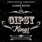 Chico Castillo, Mario Reyes & Andre Reyes de Gipsy Kings