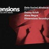 Dimensions: Danny Krivit & Dele Sosimi Afrobeat Orchestra