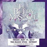 The Birthday Massacre at Magic Stick 5/19/17