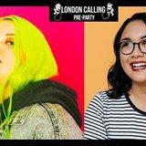 London Calling Pre-party met Jay Som, ALMA, in Paradiso Noord