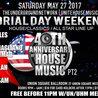 5/27-40th Anniversary of House Pt 2 @Union Square Ballroom
