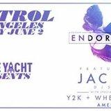 Control X Space Yacht: Jackal, Y2K, Whereisalex. & Ameria