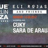 Eli Rojas and Friends - Cuky, Sara de Araujo