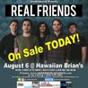 Real Friends Presented by Underworld Events