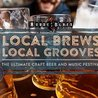 Local Brews Local Grooves, Craft Beer & Music Fest