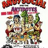 Kobanes, Andy Social & the Antidotes, Stufft CRUST, & Johnny Automatic at Liars Club