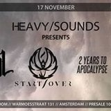 HEAVY/SOUNDS presenteert: The Royal, START/OVER, 2YTA, RCS