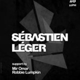 Esscala Presents: Sebastien Leger, Mir Omar, Robbie Lumpkin