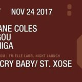 Maya Jane Coles/ Peggy Gou/ Ray Zuniga at Output and FM Elle Label Night Launch in The Panther Room