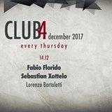 14.12 Club4:Fabio Florido, Sebastian Xottelo, Lorenzo Bartoletti