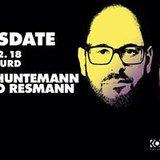 Thursdate: Absurd w/ Oliver Huntemann and Marco Resmann
