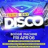 Jammin' 101.5 Presents: Opening Day Disco feat. Boogie Machine