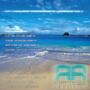 Nikilama Progressive Legends Vol.1 (Continous DJ Mix)