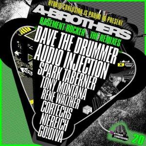 Basement Rocker - The Remixes