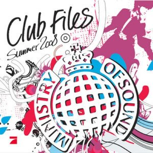 Ministry Of Sound Club Files Summer 2008