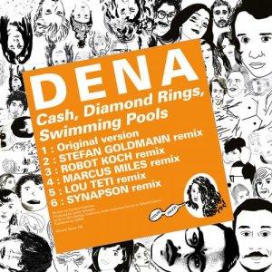 Kitsune: Cash, Diamonds Rings, Swimming Pools EP