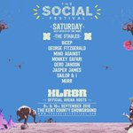 XLR8R Hosts 'The Stables' Stage at The Social Festival