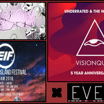 Weekly Selections: Electric Island Festival Guam, Gari Safari, Visionquest 5 Year Anniversary