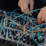Watch Mumdance explain how he uses a modular synth in his DJ sets