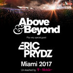 Miami Music Week Announces an Evening with Above & Beyond and Eric Prydz