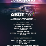 Celebrate Above & Beyond Announcing their ABGT250 with our Playlist