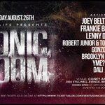 [GIVEAWAY] Sonic Boom in Coney Island