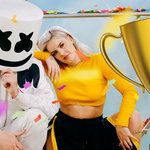 """""""Friends"""" from Marshmello and Anne-Marie goes platinum"""