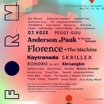 FORM Arcosanti Announces 2019 Lineup With Skrillex, Florence + The Machine, And More