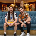"""Steve Aoki and Alok join forces for hit single, """"Do It Again""""!"""