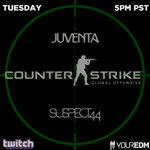Watch Juventa & Suspect 44 Play Counter Strike: Global Offensive Live on Twitch!