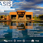 Oasis Festival announces second wave of acts for 2016